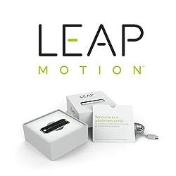 【国内正規代理店直販品】 Leap Motion 小型モーションコントローラー 3Dモーション キャプチャー システム