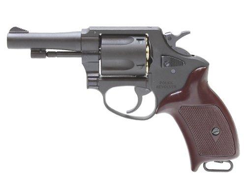 マルシン ポリスリボルバー HW 3インチ 6mm Xカートリッジ仕様