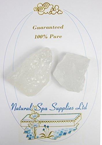 Desodorante 2 Cristales Alumbre Potasio Piedras