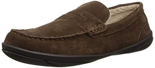 Hush Puppies Men's Cottonwood Penny Loafer Slipper