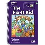 Leap Frog Inter Active Decodable Level 1 Book: The Fix It Kid Short Vowels (Short I)