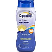 Coppertone Ultra Guard Sunscreen Lotion Spf 30, 8 Oz (Pack Of 3)