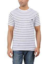 DK Clues Men's Round Neck Cotton T-Shirt - B00XN6TKFE