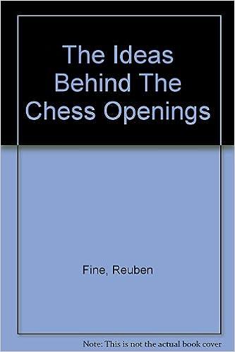 Reuben fine chess openings pdf