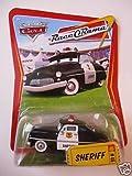 Disney Pixar Cars SHERIFF #46 Race-O-Rama 1:55 Vehicle