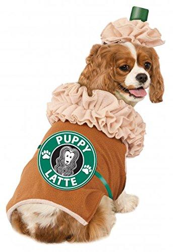 Rubie's Iced Coffee Pet Costume, Large