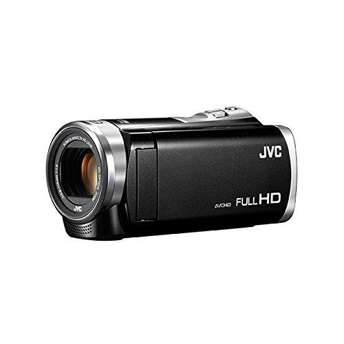 JVC GZ-E155-B [フルハイビジョンデジタルビデオカメラ (内蔵メモリ8GB)]
