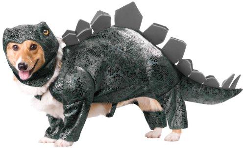 Animal Planet Stegosaurus Dog Costume, Large