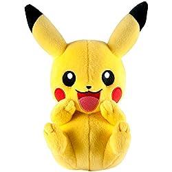 Peluche en forma de Pikachu