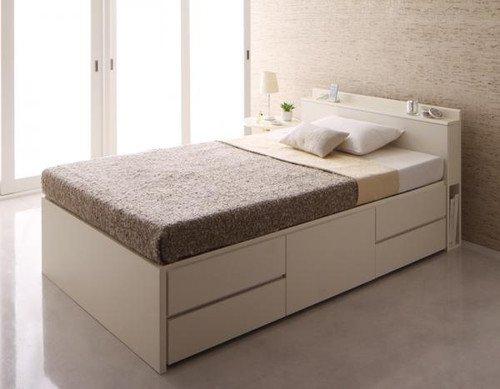 「機能性と快適さ」を追求する一人暮らしにおすすめのベッド5選:いかにスペースを生み出せるかが鍵 2番目の画像