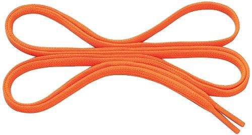 MIZUNO(ミズノ) フラットシューレース [平型] 8ZA21054 オレンジ 150