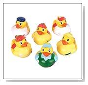 Golf Rubber Ducks