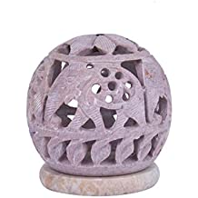 Cratly Candle Holder / Tea Light Holder / Candle Lamp Ball / Cup Candle Holder 2.75x2.75x2.75 Inch