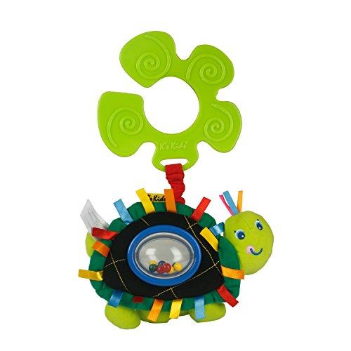 Hamleys Funky Stroller Pals - Rattling Turto, Multi Color