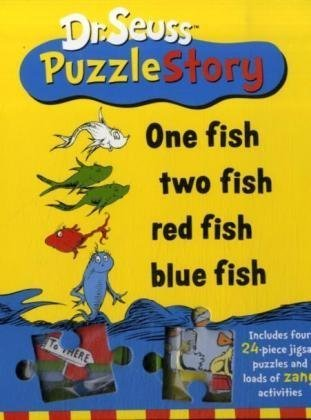 One Fish, Two Fish Puzzle Story (Dr Seuss Puzzle Story)