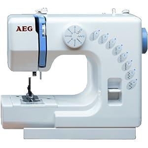 AEG 525 Mini Nähmaschine für 59,98 € inkl. Versandkosten (14 € gespart!)