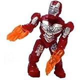Marvel Mega Bloks LOOSE Series 2 Mini Figure Common Mk. V Iron Man