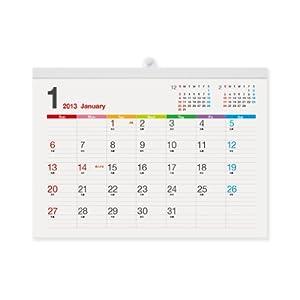 カレンダー 六曜カレンダー 2013 : ... カレンダー A3サイズ 六曜入[D