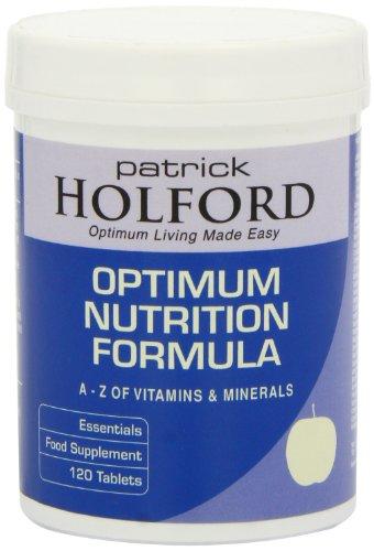 Patrick Holford Range – Optimum Nutrition Formula , 120tabletas