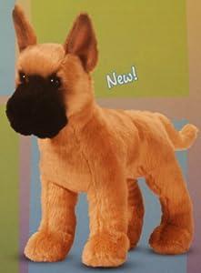 Amazon.com: Great Dane 8'' Dog (Sven) Plush by Douglas