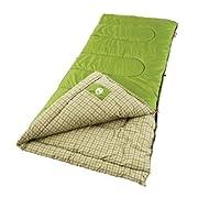 Coleman Green Valley Cool-Weather Sleeping Bag