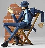 Kaiyodo Jap. - Lupin III figurine Revoltech Yamaguchi #098 Daisuke Jigen 14 cm