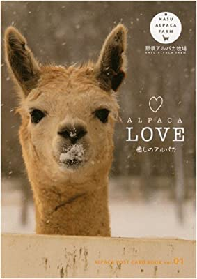 ALPACA LOVE―癒しのアルパカ (ALPACA POST CARD BOOK)