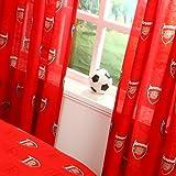 Arsenal FC. Curtains - 66