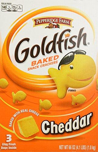 Pepperidge Farm Baked Goldfish Crackers - 66oz (4.1 lbs)