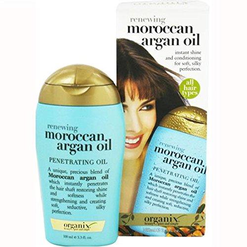 Organix Renewing Moroccan Argan Oil Penetrating Oil  3.3 fl.