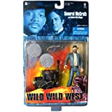 Wild Wild West Series 1 General McGrath with Capture Disk Slinger Action figure