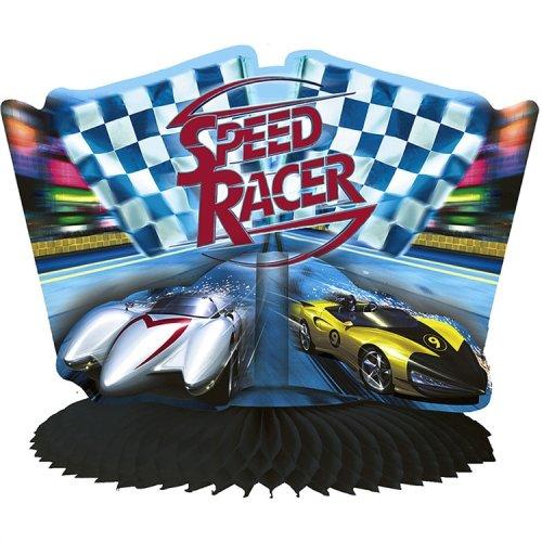 Speed Racer Centerpiece
