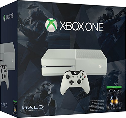 Xbox One Special Edition Halo: The Master Chief Collection 500GB Bundle