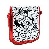 Simba Color Me Mine Minnie Mouse Bag, Multi Color