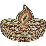 Crafts Creator Acrylic Decorative Box (20 Cm X 24 Cm X 3 Cm, CC_45)