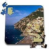 Danita Delimont - Italy - Amalfi coast, Positano, Campania, Italy - EU16 BJN0045 - Brian Jannsen - 10x10 Inch Puzzle (pzl_137543_2)