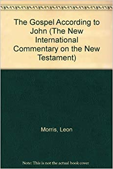 Critical Exegetical Commentary Gospel According St John