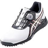 アシックス(asics) ゲルエース ツアー 2 BOA ゴルフスパイク TGN913 ホワイト/シルバー 26.5cm