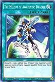 Yu-Gi-Oh! - The Melody of Awakening Dragon (CROS-EN091) - Crossed Souls - 1st Edition - Super Rare