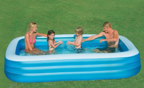 Intex 58484 Pool Planschbecken Familienpool Kinderpool 305x183x56 cm