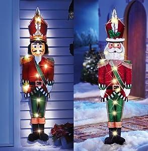 "Amazon.com : KNLSTORE Set of Two 44"" Christmas Decor"