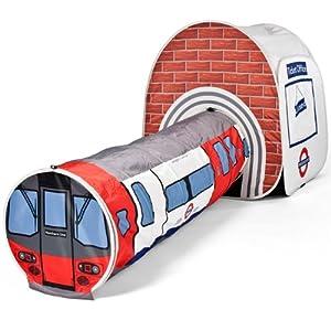London Underground Tube Station Zelt für Kinder Spiel-Zelt