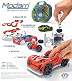 Modarri-The Ultimate Toy Car; Constructive, Mix N Match, Indoor/outdoor T1 Le Mans Body Pack