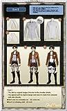 Attack on Titan / Shingeki no Kyojin - Levi Cosplay Costume [Deluxe Set]