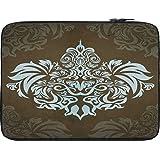 Snoogg Motif Patterns 12 To 12.6 Inch Laptop Netbook Notebook Slipcase Sleeve