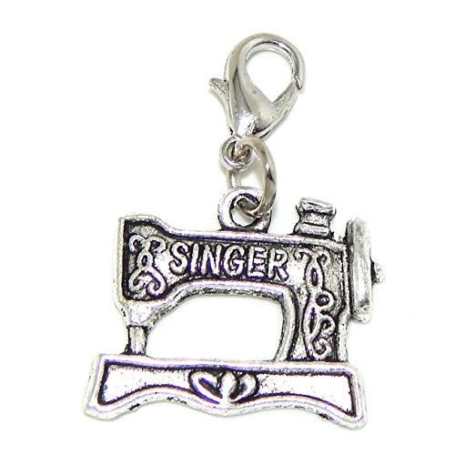 Pro Jewelry Clip-on Singer sewing machine