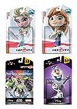 Disney Infinity 3.0 Edition: Holiday Frozen Bundle - Amazon Exclusive