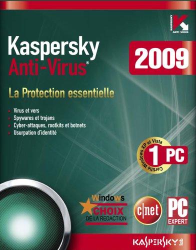 Télécharger sur eMule Kaspersky Anti-Virus 2009 v8.0.0.456 avec Key