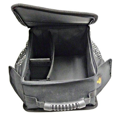 Bestop 54131-35 RoughRider Black Diamond Under Seat Organizer