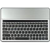Gtide Bluetooth Wireless Aluminum Universal Keyboard With Built-in Stand For IPad Air 2 / Air, IPad Mini 3 / Mini...